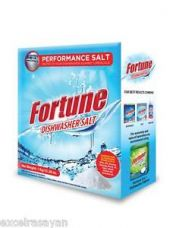 Buy FORTUNE DISHWASHER ACTIVE SALT 1 KG X 2 PCS from Ebay