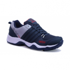 Get 76% off on Adza Mens Navy and Grey Lace Sport Shoes