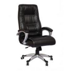 Buy AE Designs - Regal High Back Executive Chair in Black Leatherette for Rs. 5,499
