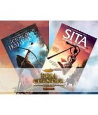 Scion of Ikshvaku & Sita - Warrior of Mithila: Ram Chandra Series Combo Pack by Amish for Rs. 466