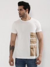 Flat 25% off on SPRING BREAK T-Shirt With Utility Pockets