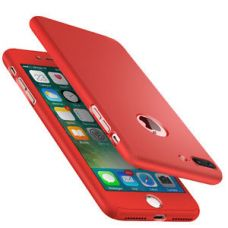 Iphone 7 360 degree matte finished shockproof Cover case for Rs. 199