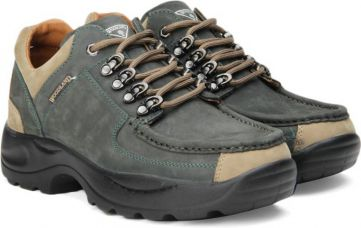 Buy Woodland Outdoors  (Green) from Flipkart