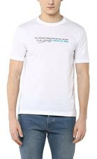 Buy OKANE Men's Cotton T-Shirt from Amazon