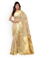 Buy Khadi Silk Traditional Saree for Rs. 1625