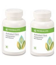 Buy Herbalife Activated Fibre 90 Capsules Pack of 2 from SnapDeal