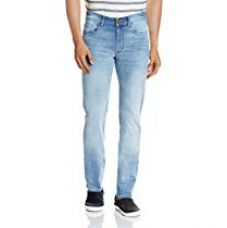 Buy Peter England Men's Slim Fit Jeans from Amazon