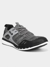 Columbus Men Grey & Black Castle Lifestyle Shoes for Rs. 1,999