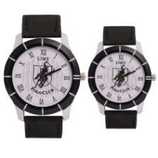 Lime offers combo of couple polo watches for Rs. 399