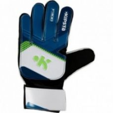Buy F300 Adult Goalkeeper Glove Blue from Decathlon
