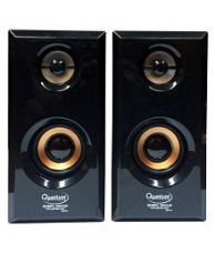 Flat 15% off on Quantum QHM630 2.0 Speakers - Black and Brown