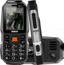 Mido M11+ 1200 mAh Long Battery,SOS 1.8 Inch Dual Sim Feature Phone With Unique look for Rs. 799