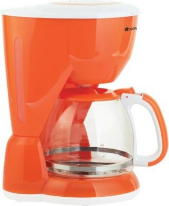 Buy Wonderchef 63151724 10 cups Coffee Maker  (Orange) for Rs. 2,199