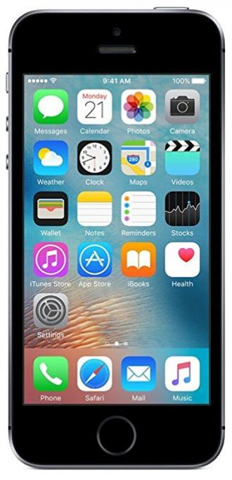 Buy Apple iPhone SE (Space Grey, 16GB) from Amazon