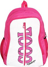 Get 65% off on Swiss Design Pink Cool Swiss Bag 25 L Laptop Backpack  (Pink)