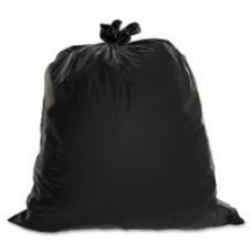Get 67% off on Ezzi Deals Medium Black Disposable Garbage / Dust Bin Bag (19X21 Inch) -  (150 Pieces)