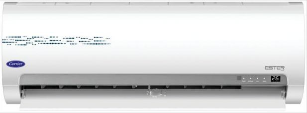 Buy Carrier 1.5 Ton 5 Star Split AC  - White  (18K Ester Pro 5 Star, Copper Condenser) for Rs. 34,499