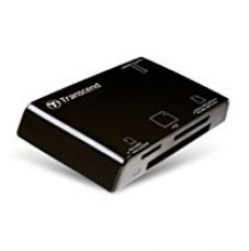 All-in-1 Transcend Multi Card Reader USB2.0 RDP8(TS-RDP8K) Black for Rs. 810