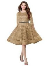 Buy Maniba Creation Designer Beige Western Dress (pd101wt33) from Rediff
