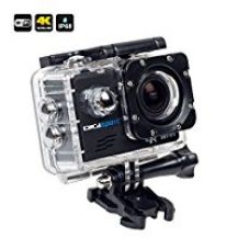 DigiSports Go Pro Style 8000 Sports Action Camera (Black) for Rs. 4,990