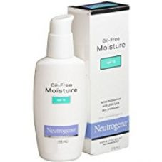Buy Neutrogena Oil-Free Moisture SPF15, 115ml from Amazon