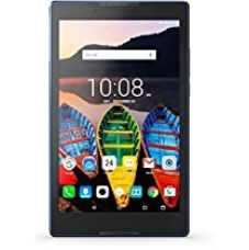Lenovo Tab3 8 Tablet (8 inch, 16GB, Wi-Fi + 4G LTE, Voice Calling), Slate Black for Rs. 10,999