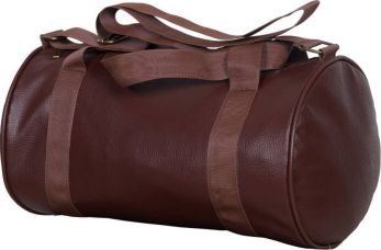 Buy Dee Mannequin Trendy Stylish Gym Bag  (Brown) from Flipkart