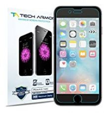 Tech Armor iPhone 6S Screen Protector, Tech Armor Apple iPhone 6 (4.7 inch ONLY) High Defintion (HD) Clear Screen Protectors - Maximum Clarity [3-Pack] for Rs. 299