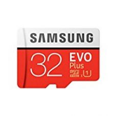 Samsung EVO Plus Grade 1, Class 10 32GB MicroSDHC 95 MB/S Memory Card with SD Adapter (MB-MC32GA/IN) for Rs. 849