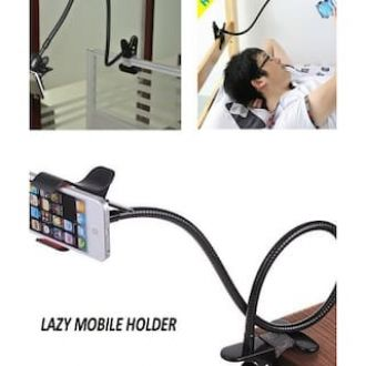 Get 90% off on Silco Long Lazy Mobile Phone Holder Stand For Bed Desk Table Car