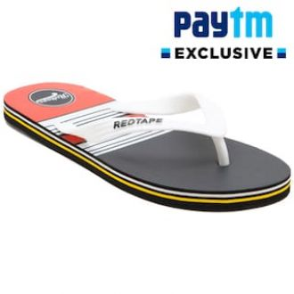 Buy Red Tape Multicolor Men's Casual Flip Flop from Paytm