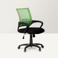 Buy Regus Low Back Mesh Office Chair Green And Black for Rs. 4,500