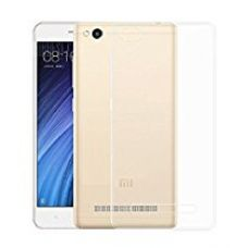 Buy Redmi Note 4A Transparent Flexible Soft High Quality TPU Slim Back Case Cover For XIAOMI REDMI NOTE 4A from Amazon