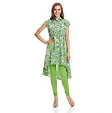 Buy Laabha Women's Straight Kurta from Amazon