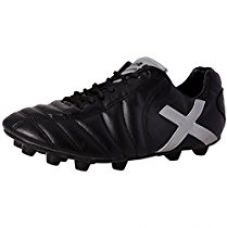 Buy Vector X Dynamic 001 Football Shoes, Men's UK 3 (Black/Silver) from Amazon