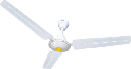 Flat 49% off on Inalsa Sonic 3 Blade Ceiling Fan  (Pearl White)