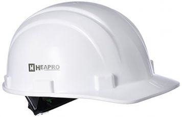 Buy Ventra LDR Safety Helmet with Ratchet, White from Amazon