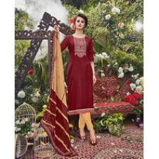 Buy Craftsvilla Brown An from Craftsvilla