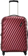 Buy Skybags Polycarbonate 90 Ltrs Red Hardsided Carry On (VELDL75TMCD) from Amazon
