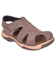 Buy Trilokani Brown Sandals For Kids for Rs. 462