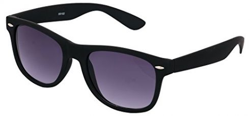 ADDON UV protected wayfarer unisex sunglasses- (wayfarer swiss sport ss 102 | 50 | black Lens) for Rs. 299