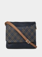Baggit Women Navy Blue Sling Bag for Rs. 1,300