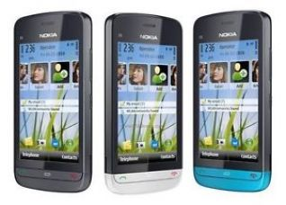 Nokia C5-03 - Mobile phone for Rs. 1,199