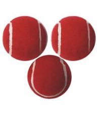 Flat 33% off on Dee Gee Cricket Tennis Ball (Pack of 3)