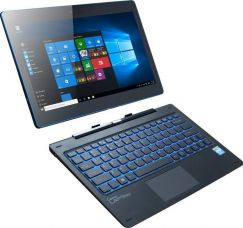 Micromax Canvas Laptab II (WIFI) Atom 4th Gen - (2 GB/32 GB EMMC Storage/Windows 10 Home) LT777W 2 in 1 Laptop  (11.6 inch, Black, 1.5 kg) for Rs. 10,999