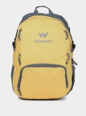 Buy Wildcraft Unisex Yellow & Grey Backpack from Abof
