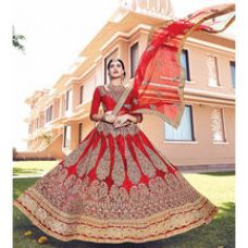 Sutva Red Color Embr for Rs. 5,104
