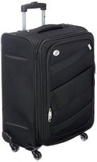 American Tourister Polyester 49 Ltrs Black Softsided Carry On (00W (0) 09 001) for Rs. 4,399