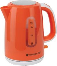 Wonderchef 63151726 Electric Kettle  (1.7 L, Orange) for Rs. 1,689