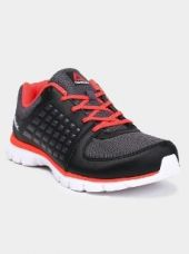 Buy Reebok Women Dark Grey & Coral Pink Electrify Speed Running Shoes from Abof
